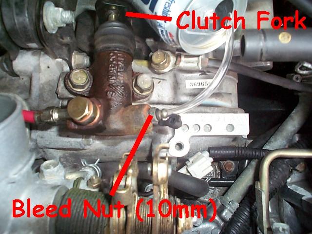 Service Manual How To Bleed Clutch 2011 Subaru Outback Clutch Fork Stuck Back Please Help Nasioc