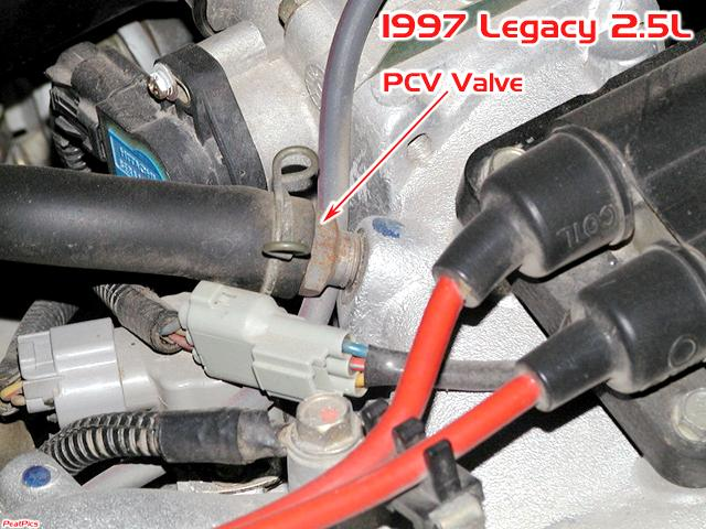 Subaru Of Nashua >> PCV valve changing interval - NASIOC