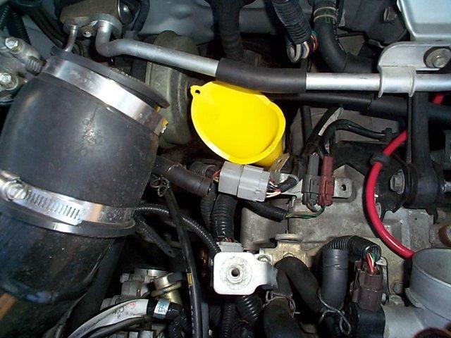 2007 subaru impreza transmission fluid change