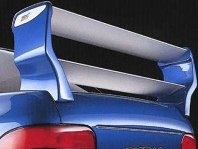 Rear Wing Comparison